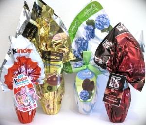 Italian Commercial Easter Eggs Source: http://www.dissapore.com/cucina/prova-dassaggio-uovo-di-cioccolato/
