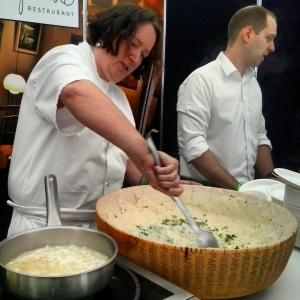 Risotto alla Parmigiana - Il Primo Restaurant